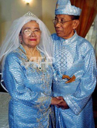 pengantin lama