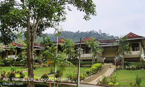 ulu legong hot spring