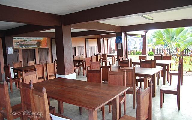 masjid kayu jertih