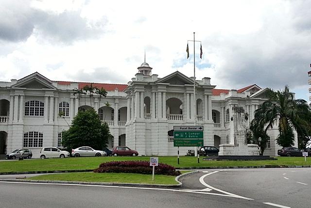 Bangunan Perpustakaan Awam Negeri Sembilan