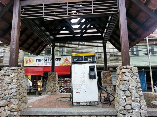 stesen minyak sg lembing
