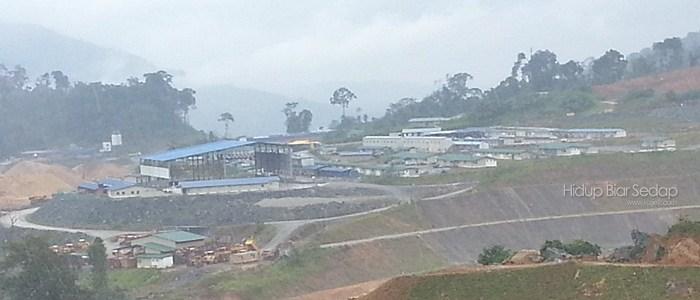 hulu terengganu hydroelectric project
