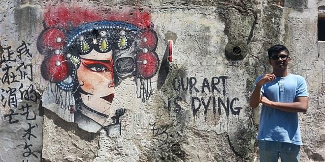 Mural Street Art Di Georgetown