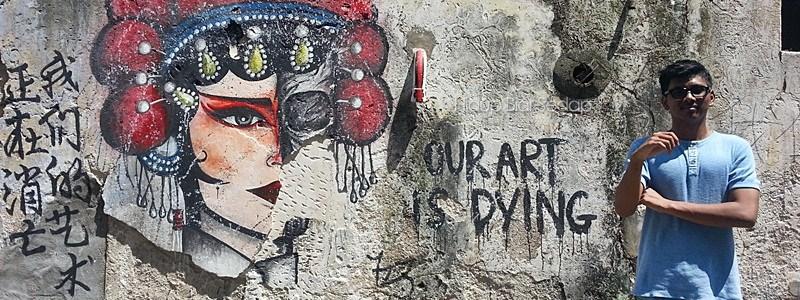 lukisan mural dinding menarik
