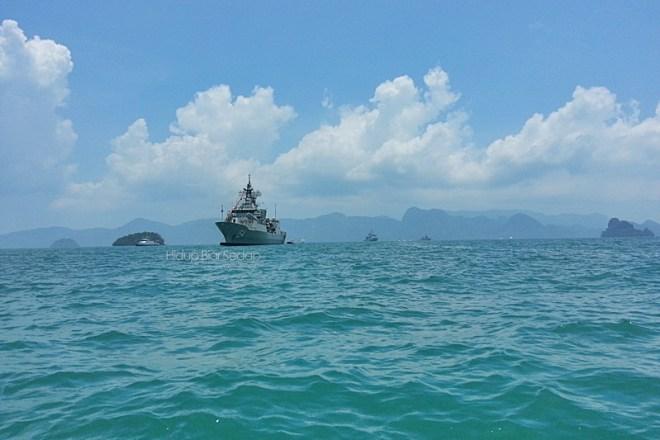 kapal tentera laut LIMA Langkawi
