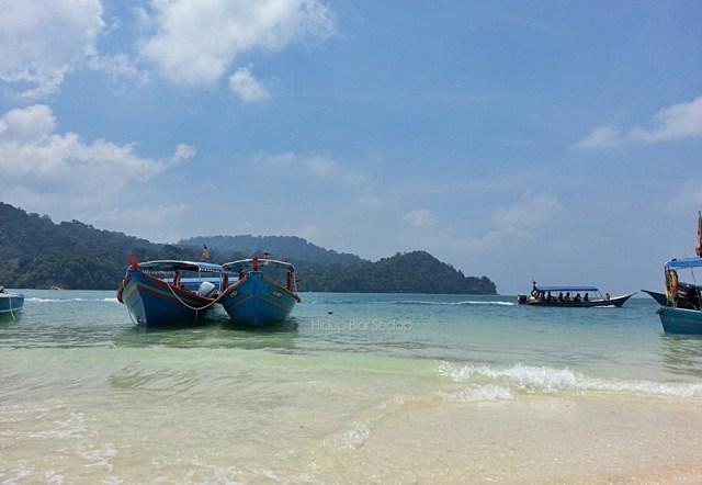 pantai beras basah langkawi