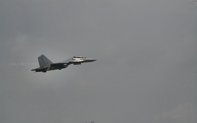 Su-30MKM Royal Malaysian Air Force