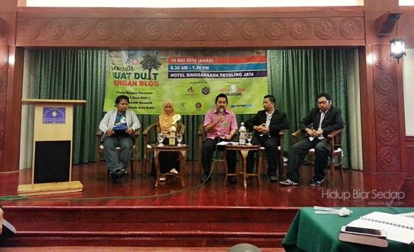 Panel forum SBDDB