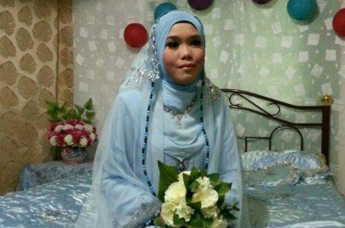 Di hari Pernikahan