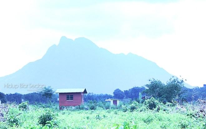 Gunung Santubong Sarawak
