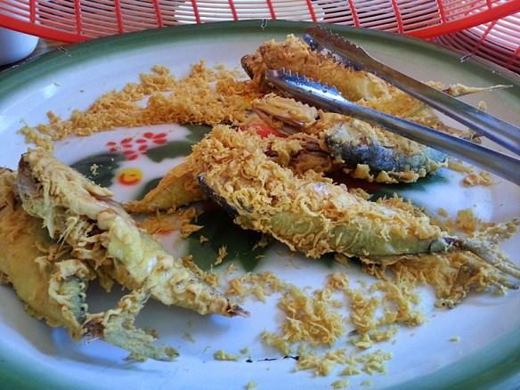 ikan celup tepung kuala terengganu