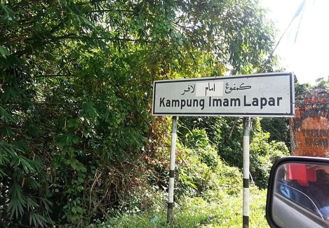 kampung imam lapar