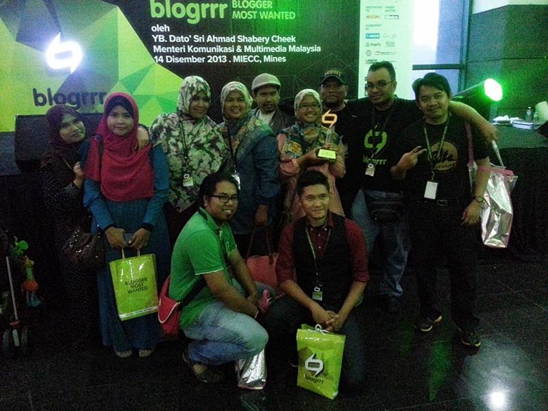 blogger popular malaysia