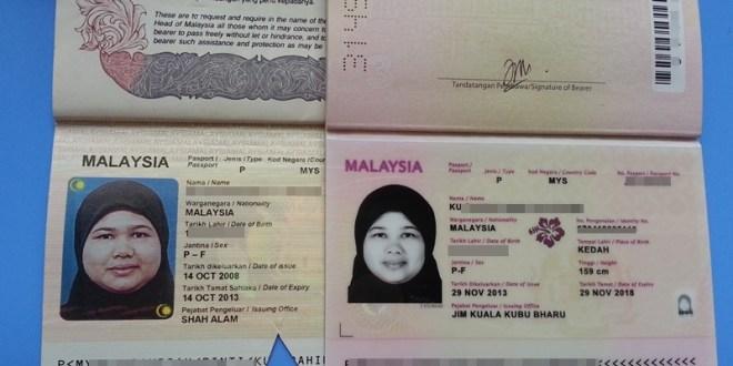 Panduan Mohon Dan Renew Pasport Malaysia Antarabangsa
