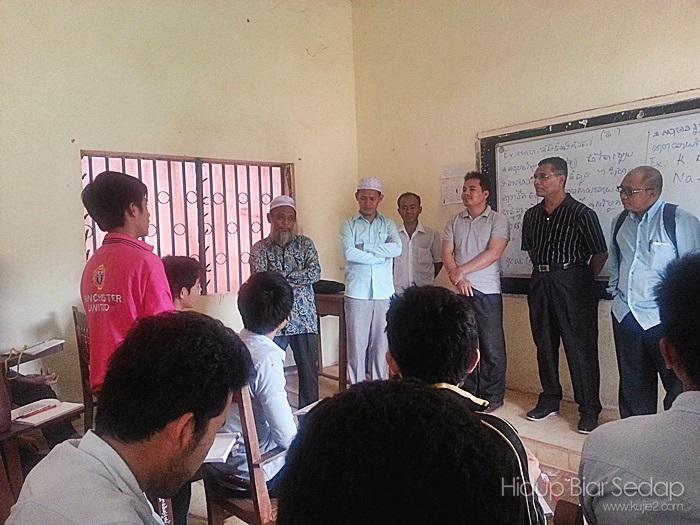 melawat Cambodian Islamic Centre