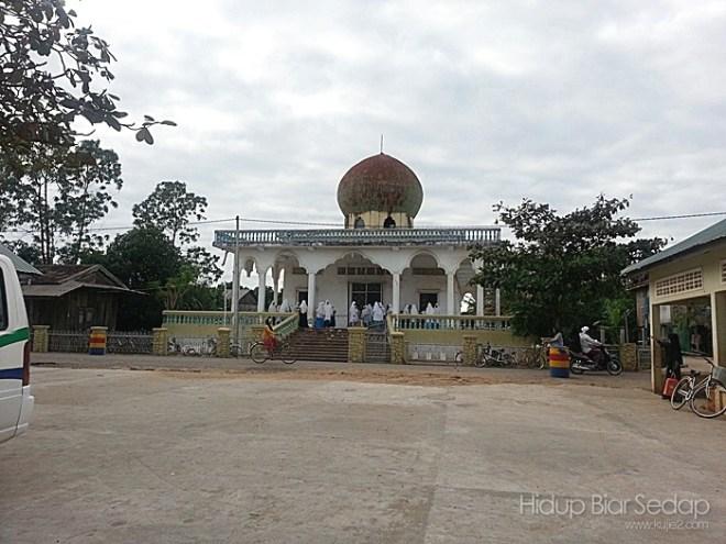 Masjid Ar-Rahmani Kampung Chroy Metrey