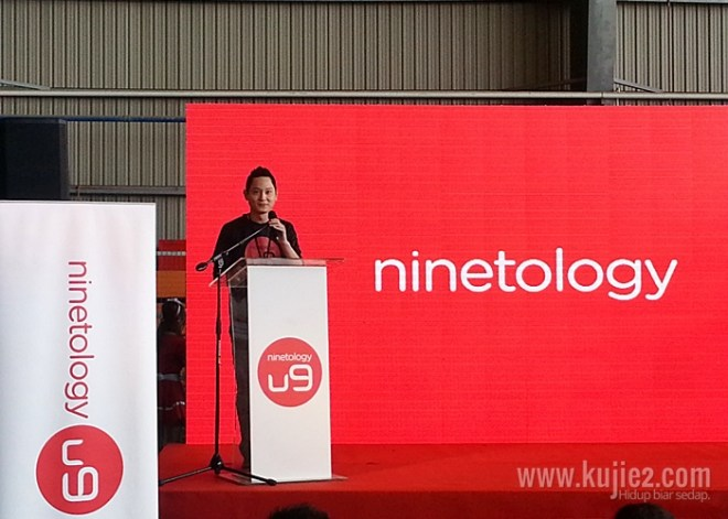 Sean Ng, Ninetology Group Chief Executive