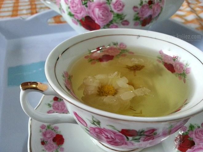 teh bunga kekwa