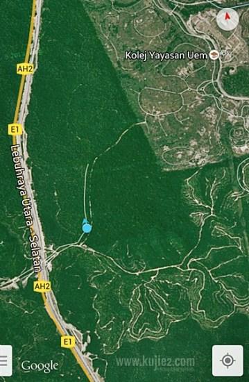 jalan lembah beringin