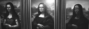 Alternde Mona Lisa.Foto: mr