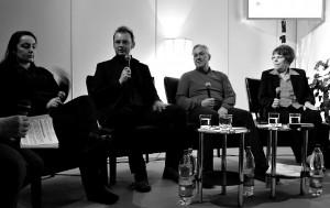 Meltem Baskaya, Jochen Ziegelmann, Bernd Szczepanzki und Hedwig Rockel.Foto: mr