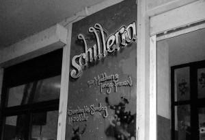 Das neue Graffiti für die Schilleria.Foto: cr