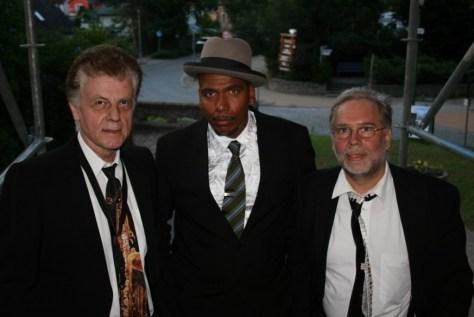Ben Mayson Trio 2