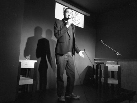 Comedy Cafe Jonas Imam