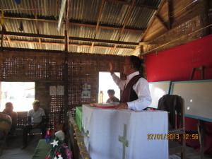 Pr Nehkholal Sermon