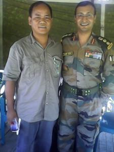 Col Sundap Madau leh Dr Palal