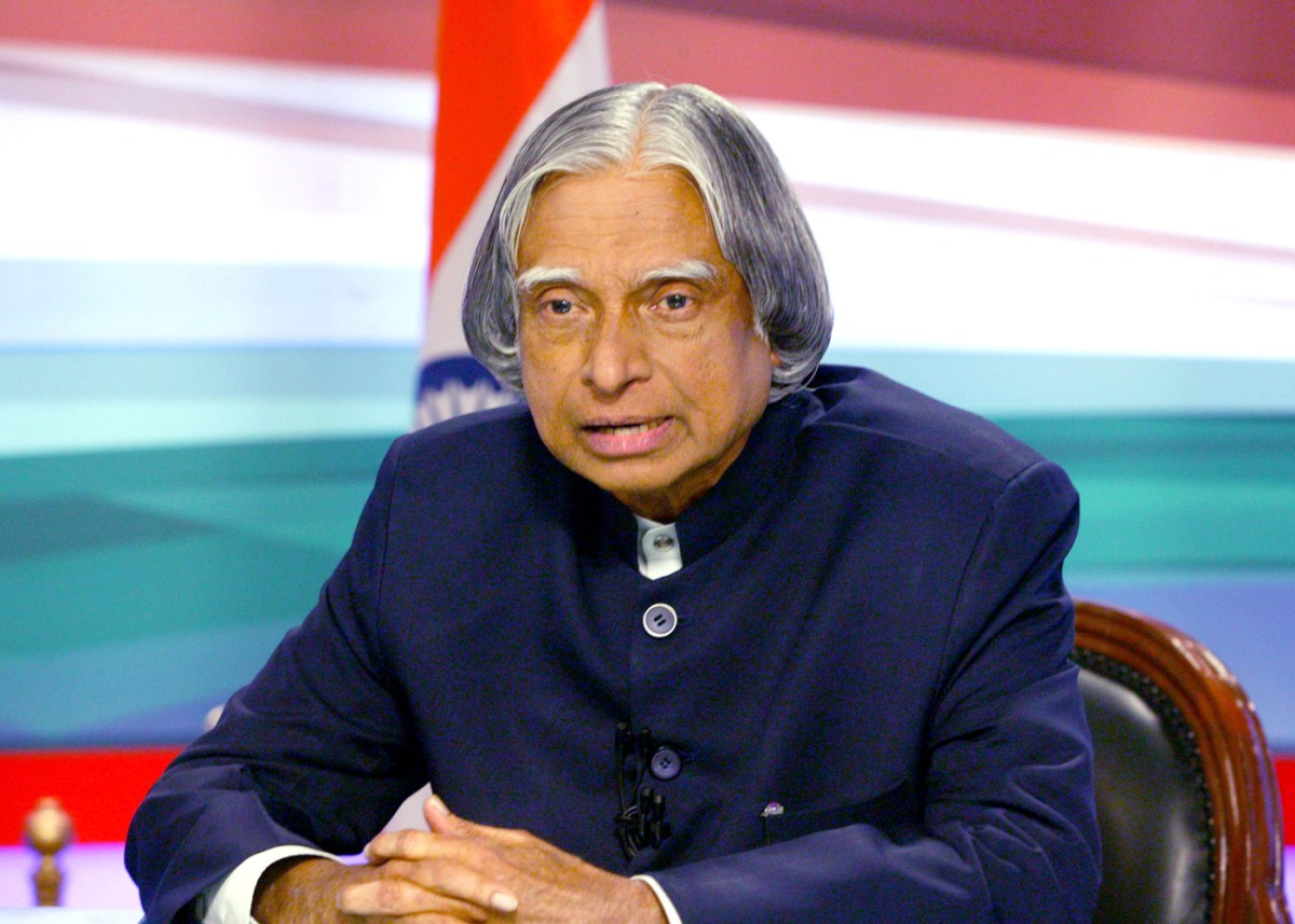 "Dr APJ Abdul Kalam- Missile Man- For Me ""Father Of Modern India"""