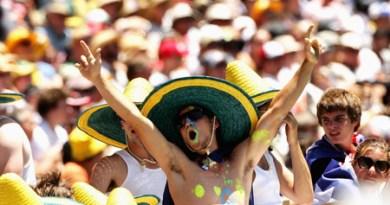 Australian Cricket Fan