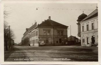 Kukleny v dvacátých letech.