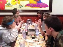 Chinese Food After Tournament - 2012 - 3
