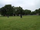Frisbee Catch 4
