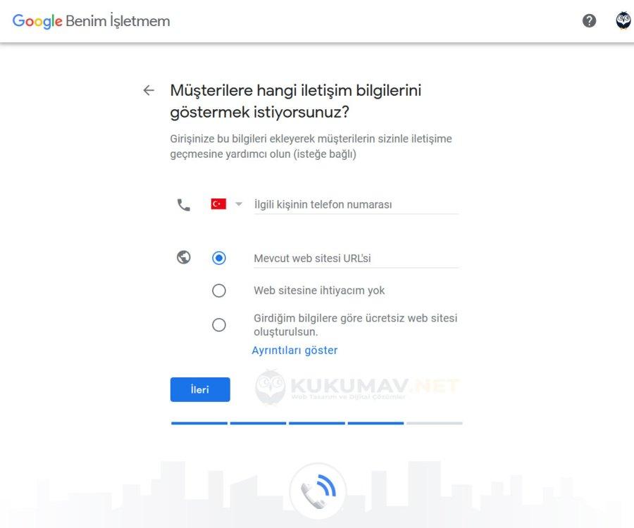 Google Haritalara Telefon Ekleme