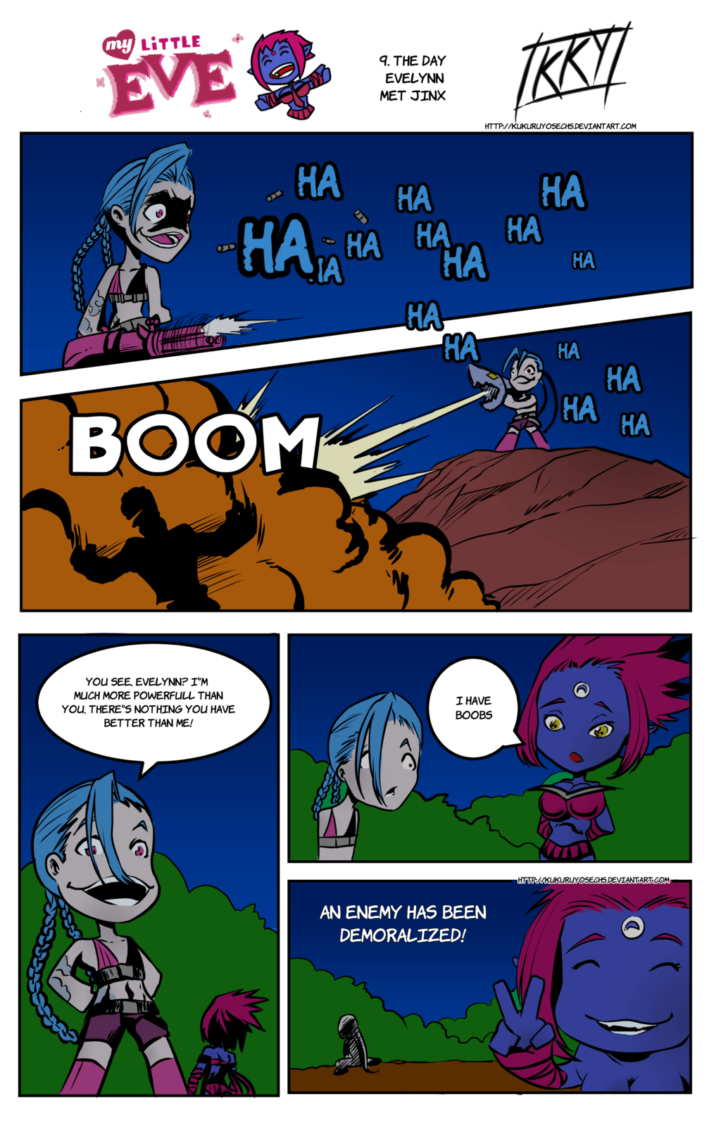 Eve page 9