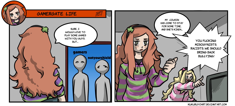 Gamergate life 1