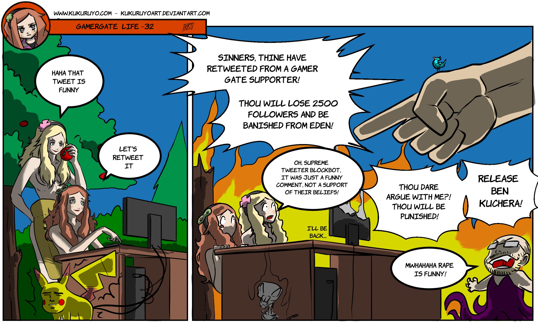 Gamergate life 32 (english)