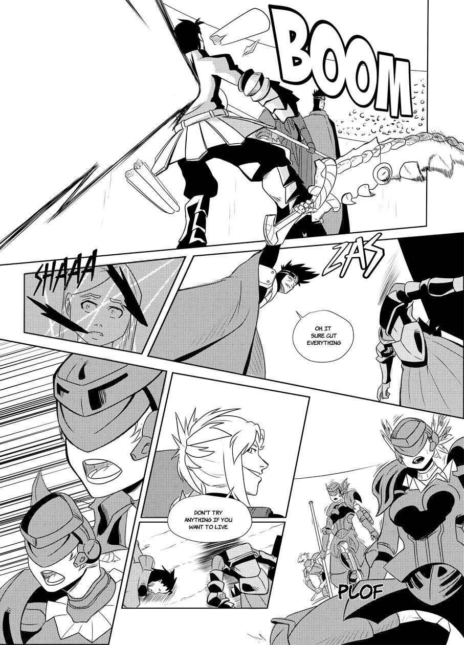 Guild adventure chapter 13-3