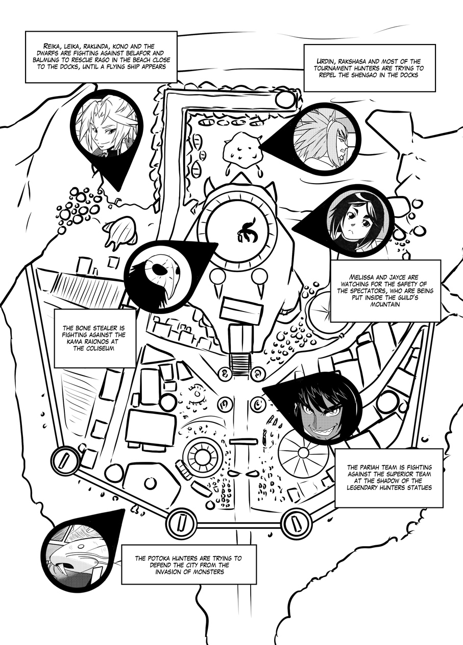 Guild adventure chapter 14-1