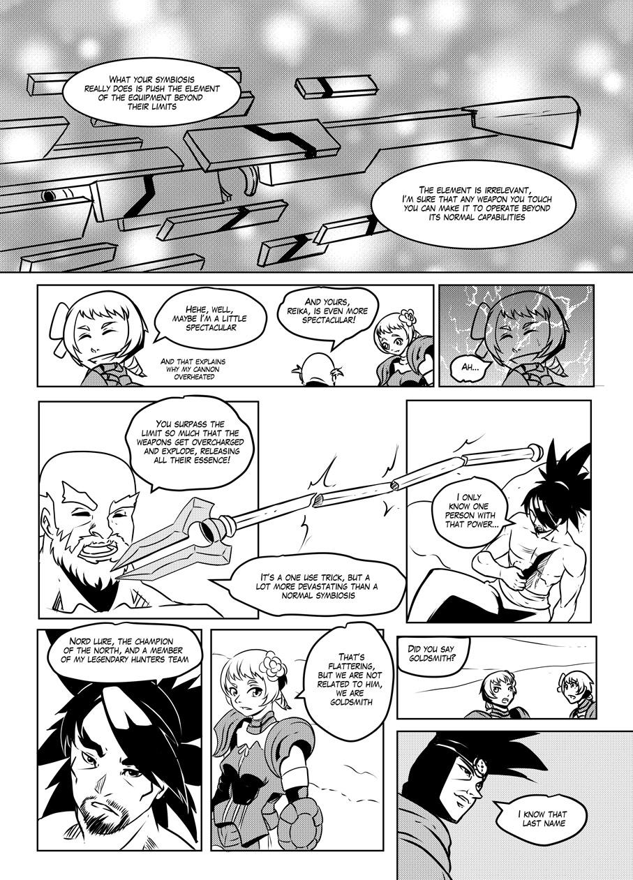 Guild adventure chapter 14-12