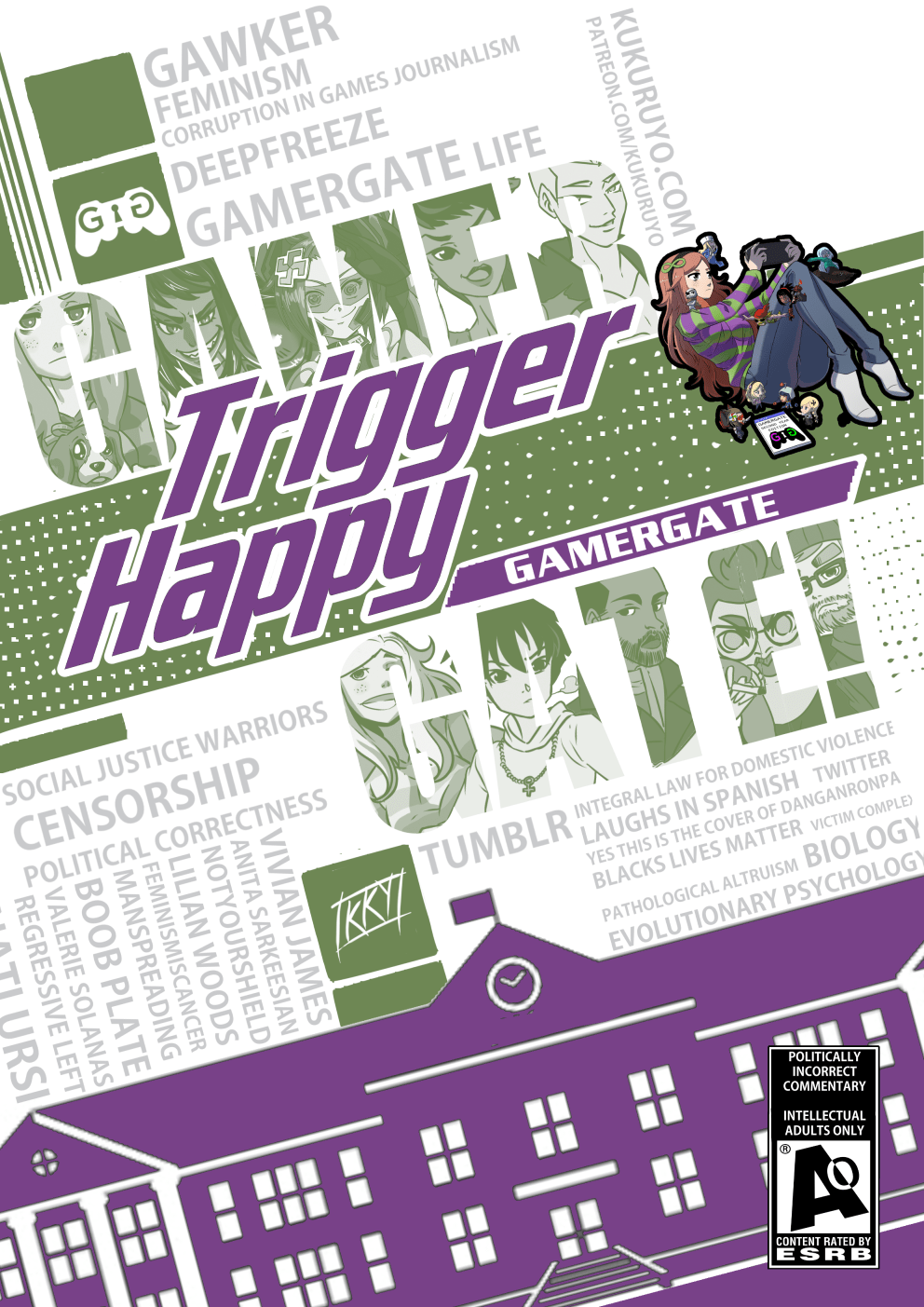 Triggerhappy Cover