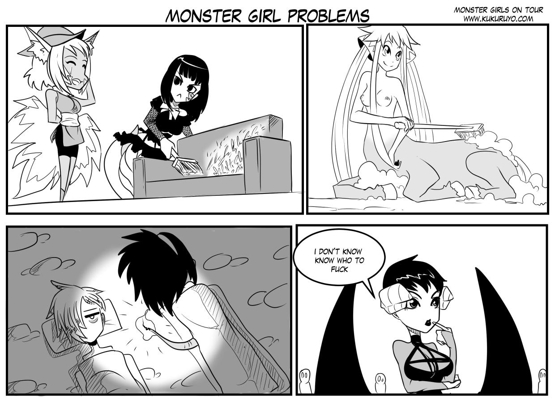 207. Monster girl problems