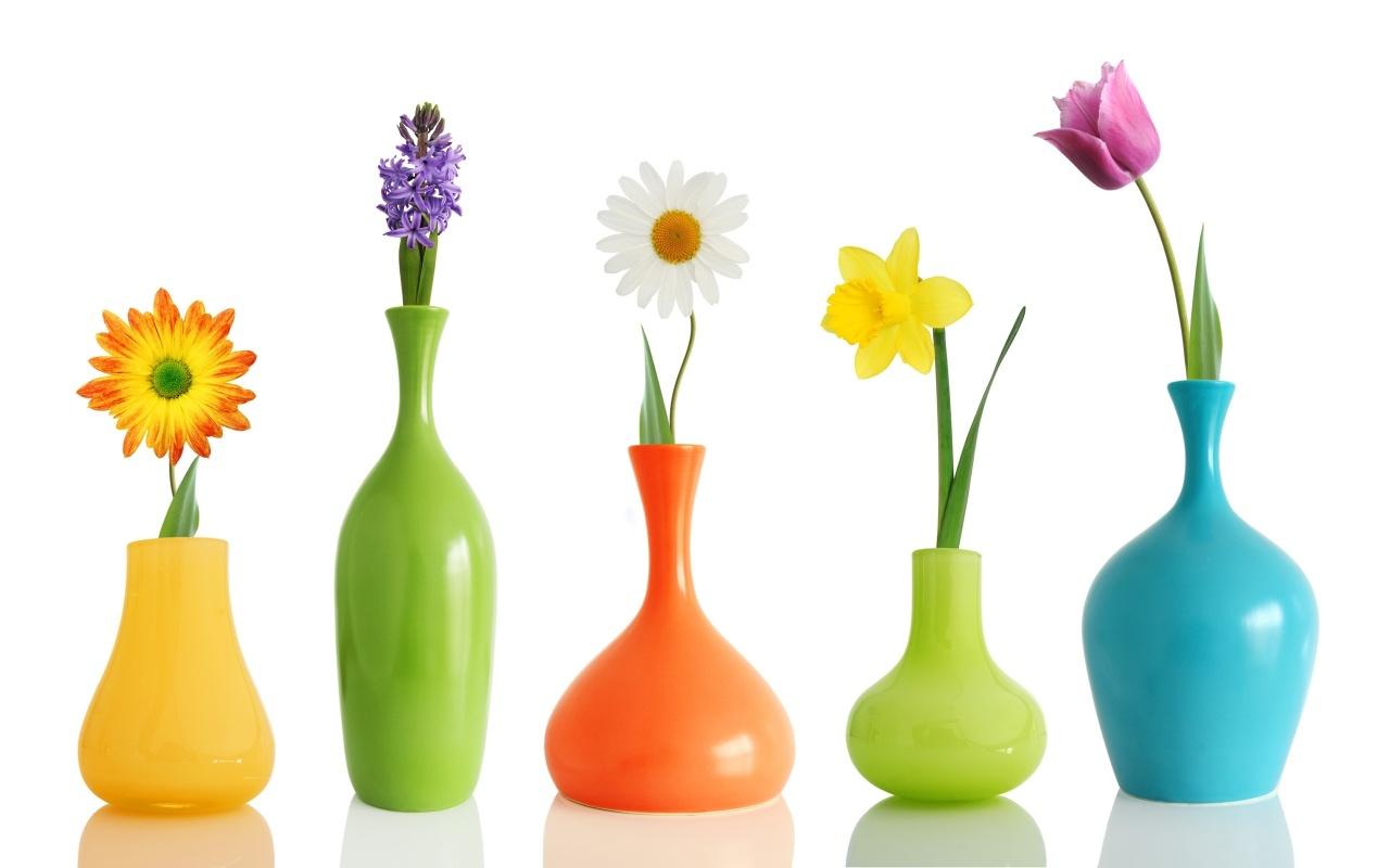 Kukyflor Floreros Adecuados Para Cada Tipo De Flor