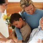 hospital-bed-flowers-family-doctor
