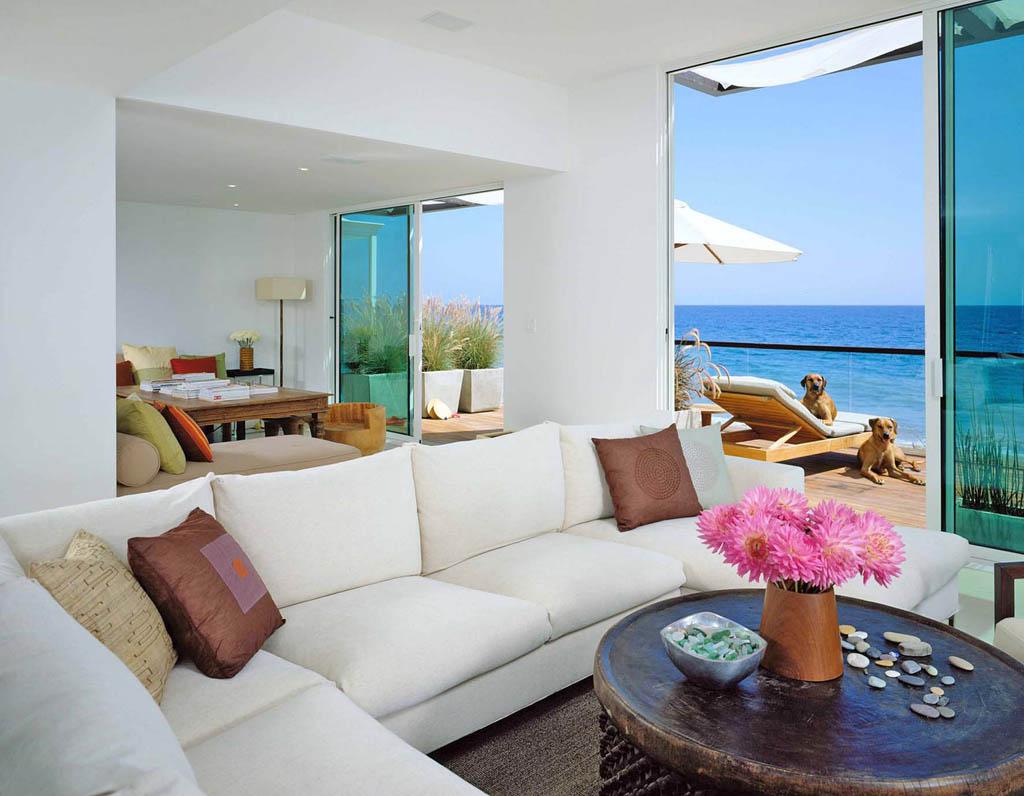 Kukyflor Decoracion Con Flores Para Casas De Playa - Decoracion-casa-playa