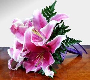 Bouquet de Lilium Perfumado
