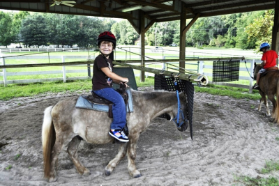 2020 Summer Camp - Cowgirl's Horsemanship Specialty Camp at Kulaqua1