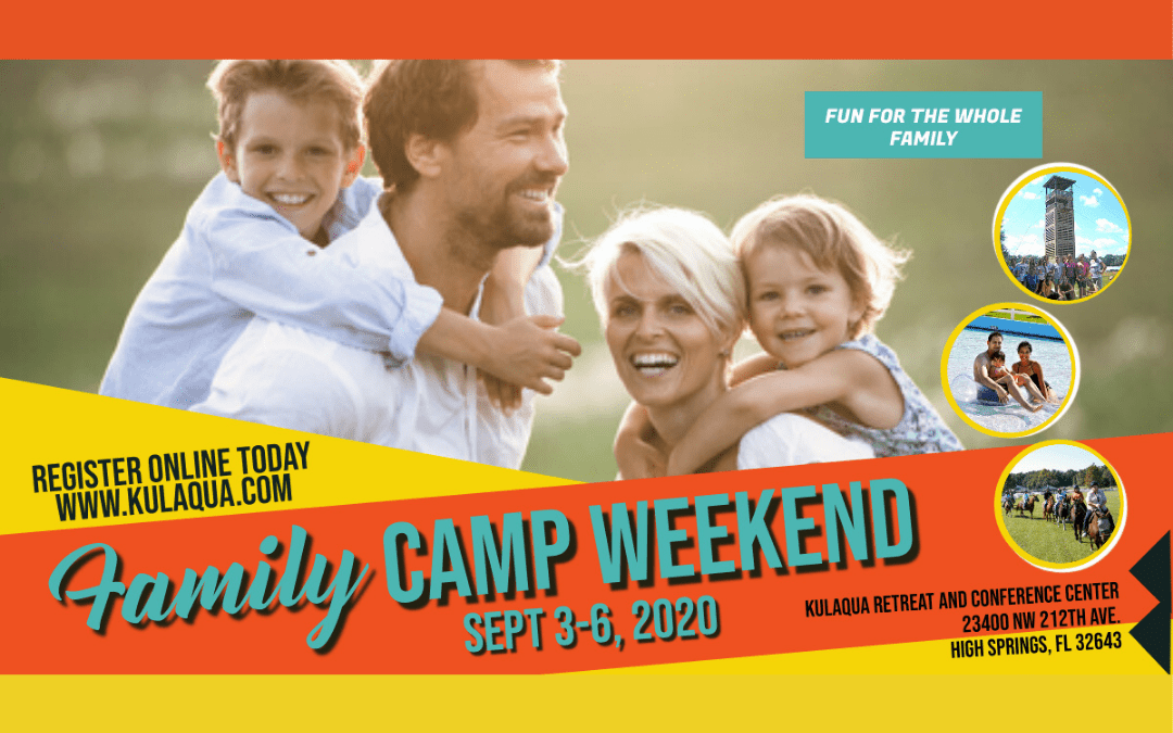 2021 Family Camp Weekend